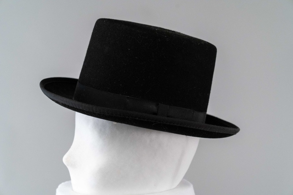 Photo of Black Derby Style Hat