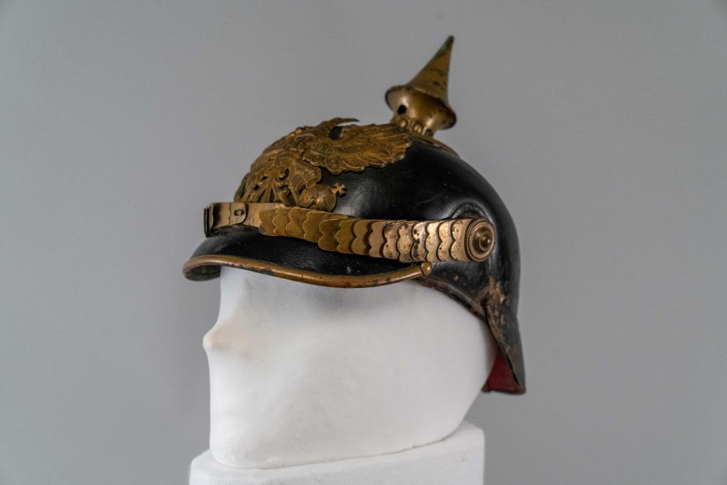 Photo of German Military Helmet